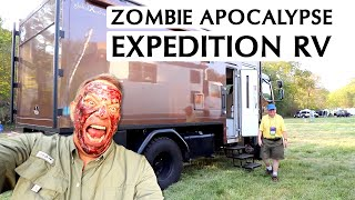 Download SURVIVE the Zombie Apocalypse with a Global Expedition RV Video