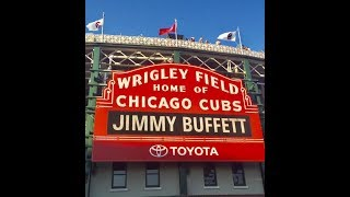 Download Jimmy Buffett - WRIGLEY FIELD - CHICAGO - July 13, 2018 Video