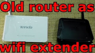 Download Use your old router as WIFI extender (with simple steps) Video
