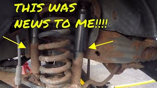 Download 1996 Ford F150 Shocks Video