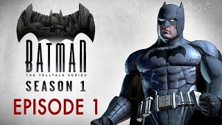Download Batman: The Telltale Series - Episode 1 - Realm of Shadows (Full Episode) Video