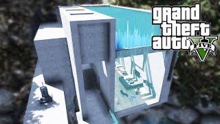 Download GTA 5 - Tham quan căn cứ bí mật của điệp viên 007 | ND Gaming Video