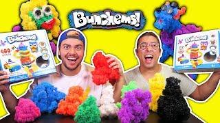 Download O BRINQUEDO MAIS DIFERENTE DO MUNDO !! (ARTE COM BUNCHEMS) Video