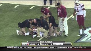 Download marcus lattimore gets knock the f out Video