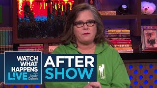 Download After Show: Rosie O'Donnell On Patti Lupone Shading Madonna | WWHL Video