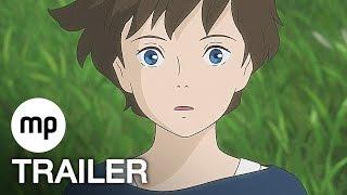 Download ERINNERUNGEN AN MARNIE Trailer German Deutsch (2015) Studio Ghibli Video