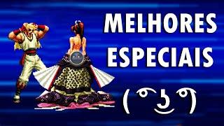 Download OS MELHORES ESPECIAIS DO THE KING OF FIGHTERS | KOF da Depressão Video