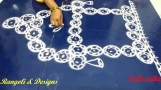 Download kanuma special ratham muggulu design | rangoli designs | Video