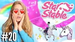 Download VLIEGEN MET MIJN PEGASUS EN LEVEL 15! | Star Stable #20 Video