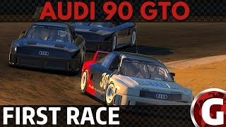 Download iRacing Surprise!! Audi 90 GTO - RACE! Video