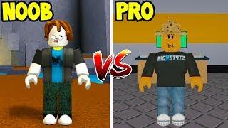Download Roblox NOOB VS PRO - Flee The Facility Edition Video