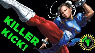 Download Game Theory: Chun-Li's DEADLY Helicopter Kick (Street Fighter 5) Video