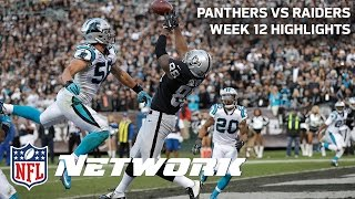 Download Panthers vs. Raiders Highlights (Week 12) | Deion Sanders & LT | GameDay Prime | NFL Network Video
