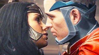 Download INJUSTICE 2 Wonder Woman Superman Scene Justice League (2017) Video