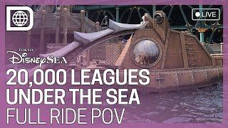 Download 20,000 Leagues Under the Sea - Ride Attraction POV - Tokyo DisneySea Video