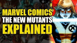 Download Marvel Comics: The New Mutants Explained Video
