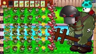 Download Plants vs Zombies Mod ZomPlant vs Mod ZomBotany - TEAM ZOMPLANTS FIGHT! Video