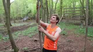 Download How To Climb A Rope At Obstacle Races Video
