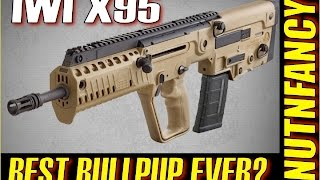 Download IWI X95 Full Review: Better Than Tavor? Video