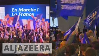 Download French election: Le Pen to face Macron in final round Video