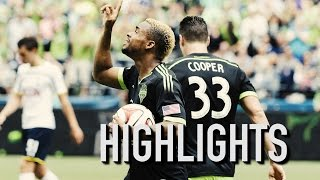 Download Highlights: Seattle Sounders FC vs Tottenham Hotspur Video