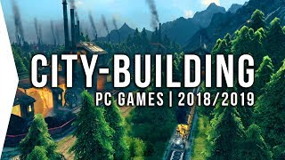 Download 24 Upcoming PC City-building Games in 2018 & 2019 ► Survival RTS City-builders! Video