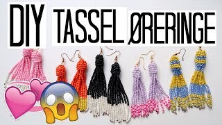 Download DIY TASSEL ØRERINGE Video
