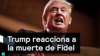 Download Denise Maerker 10 en punto - Cuba: Trump reacciona a la muerte de Fidel Video