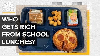 Download How Brands Like Domino's Profit From School Lunch Video