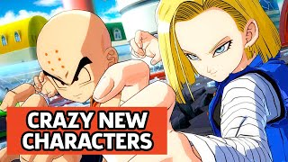 Download Full Match With New Dragon Ball FighterZ Characters Video