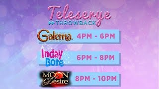 Download LIVE: Teleserye Throwback: Galema | Inday Bote | Moon Of Desire (Part 4) Video
