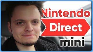Download Nintendo Direct Mini (Day 2,027 - 01/11/18) Video