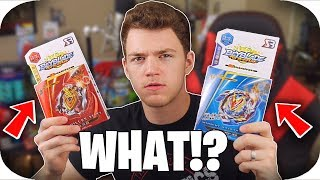 Download Did I Get SCAMMED!? Fake Beyblade Burst Cho-Z Unboxing + Tests. Video