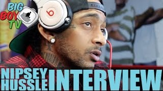 Download Nipsey Hussle FULL INTERVIEW | BigBoyTV Video