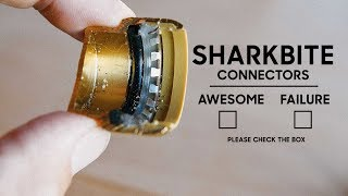 Download SharkBite Fittings - Awesome or A Failure Waiting To Happen? Video