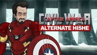 Download Captain America: Civil War Alternate HISHE Video