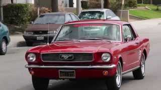 Download 1966 Ford Mustang Coupe California Dreamin'!! Video