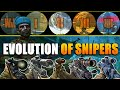Download Evolution of Snipers from the CoD Black Ops Series | (WaW-BO4) Video