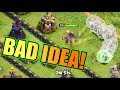 IMPOSSIBLE EXPERIMENTS #4, CLASH OF CLANS