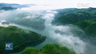 Download China from above: Diverse beauty of Fujian Video