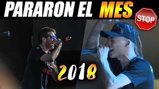 Download RIMAS QUE PARARON EL MES !! #Marzo2018 ¡BATALLONES! | Batallas de Gallos Rap Video