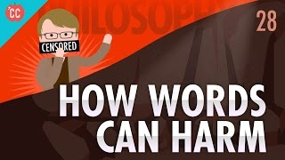 Download How Words Can Harm: Crash Course Philosophy #28 Video
