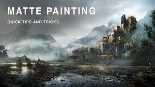 Download Matte Painting Tips Video