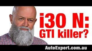 Download Hyundai i30 N: Volkswagen Golf GTI killer? Auto Expert John Cadogan | Australia Video