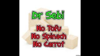 Download Dr Sebi: Why No Spinach, No Tofu, No Carrot Video