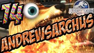 Download BATALLA ANDREWSARCHUS Y BATALLA 28!!! - Jurassic World The Game Video
