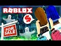 Download Roblox Family - BUYING OUR FIRST HOME AND IT'S HAUNTED! (Roblox Roleplay) Video