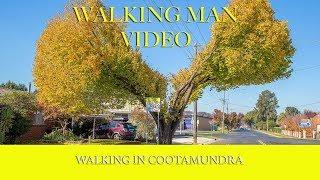 Download [4K] Walking in Cootamundra on a beautiful Autumn day GoPro Hero 7 Black Video
