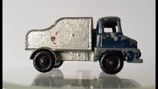 Download MATCHBOX Restoration No 13c Thames Wreck Truck 1961 Video