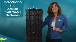 Download Aquion Energy Salt Water Batteries Video